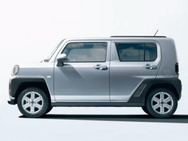 Daihatsu TAFT Goes on Sale in Japan 6
