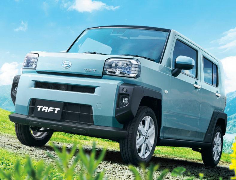 Daihatsu TAFT Goes on Sale in Japan 16