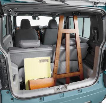 Daihatsu TAFT Goes on Sale in Japan 12