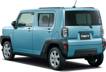 Daihatsu TAFT Goes on Sale in Japan 5