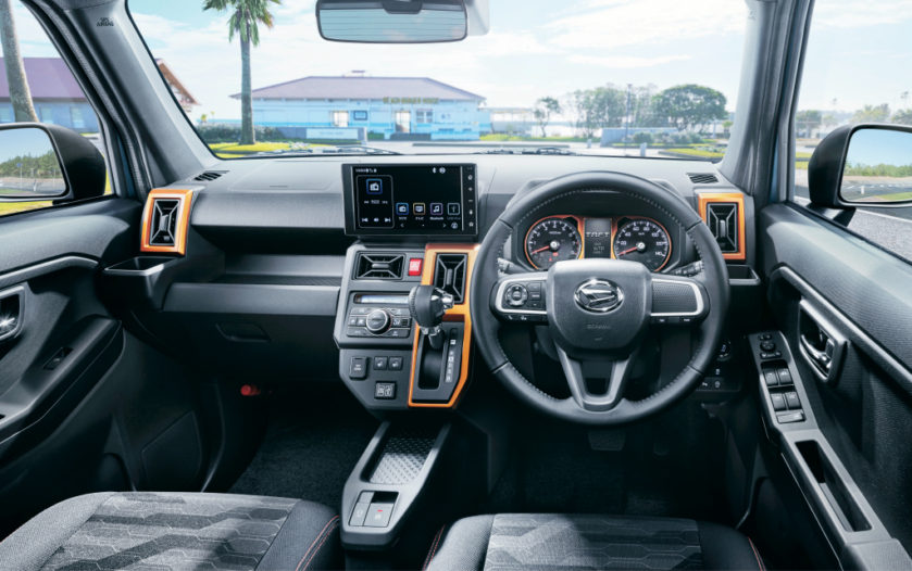 Daihatsu TAFT Goes on Sale in Japan 8