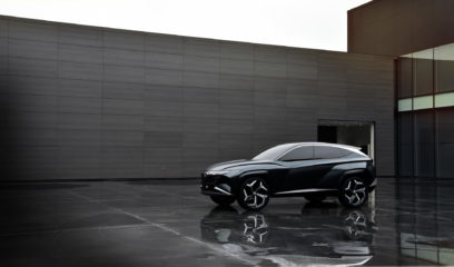 All New Hyundai Tucson Likely to Debut in August 2020 12