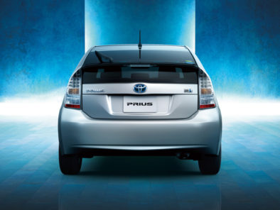23 years of Toyota Prius 18