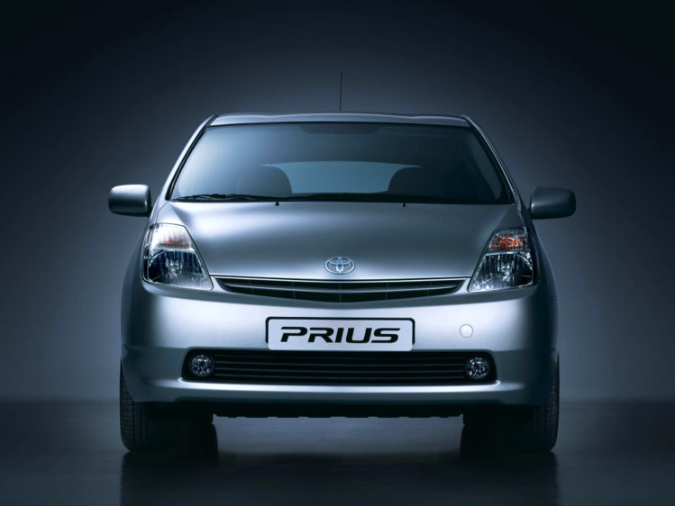 23 years of Toyota Prius 14