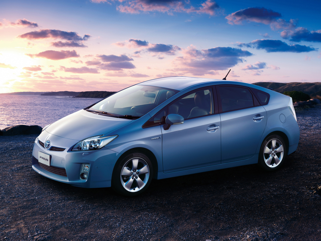 23 years of Toyota Prius 20