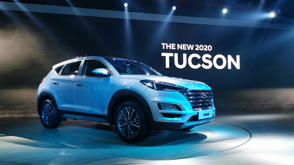 2020 Hyundai Tucson Launched in India at INR 22.3 Lac 1