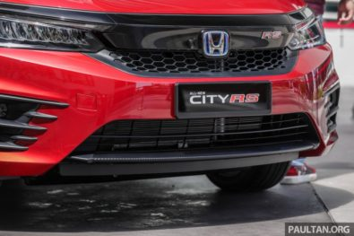 All New Honda City Previewed in Malaysia 6
