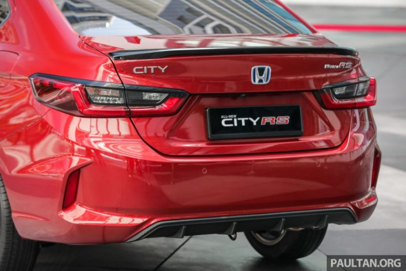 All New Honda City Previewed in Malaysia 11
