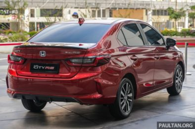 All New Honda City Previewed in Malaysia 10