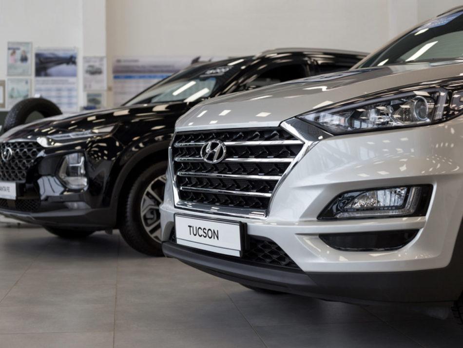 Hyundai Tucson Creeping Up in Sales Charts 1
