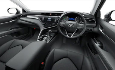 40th Anniversary Toyota Camry Black Edition Launched in Japan 14