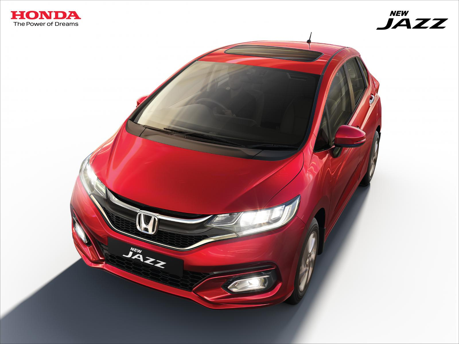 Honda Jazz Updated in India Priced from INR 7.49 Lac 1