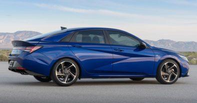 2021 Hyundai Elantra N Line Debuts 22