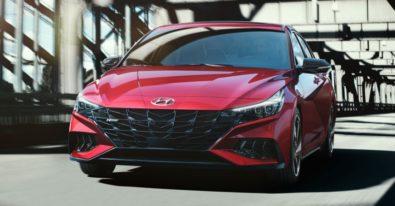2021 Hyundai Elantra N Line Debuts 1