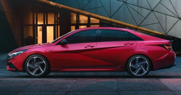 2021 Hyundai Elantra N Line Debuts 5