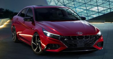2021 Hyundai Elantra N Line Debuts 2