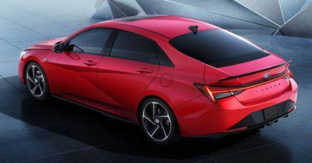 2021 Hyundai Elantra N Line Debuts 7