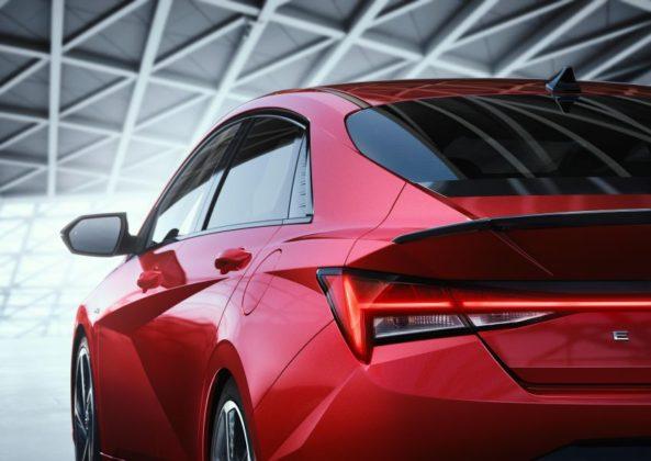 2021 Hyundai Elantra N Line Debuts 10