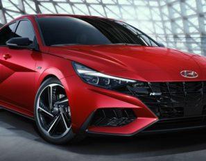 2021 Hyundai Elantra N Line Debuts 8