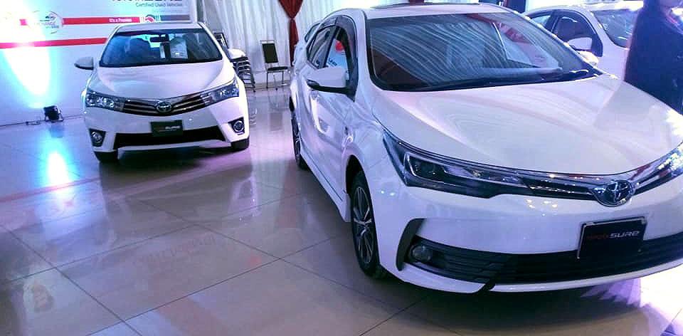11th Gen Toyota Corolla Enjoys Over 0.31 Million Sales in Pakistan 1