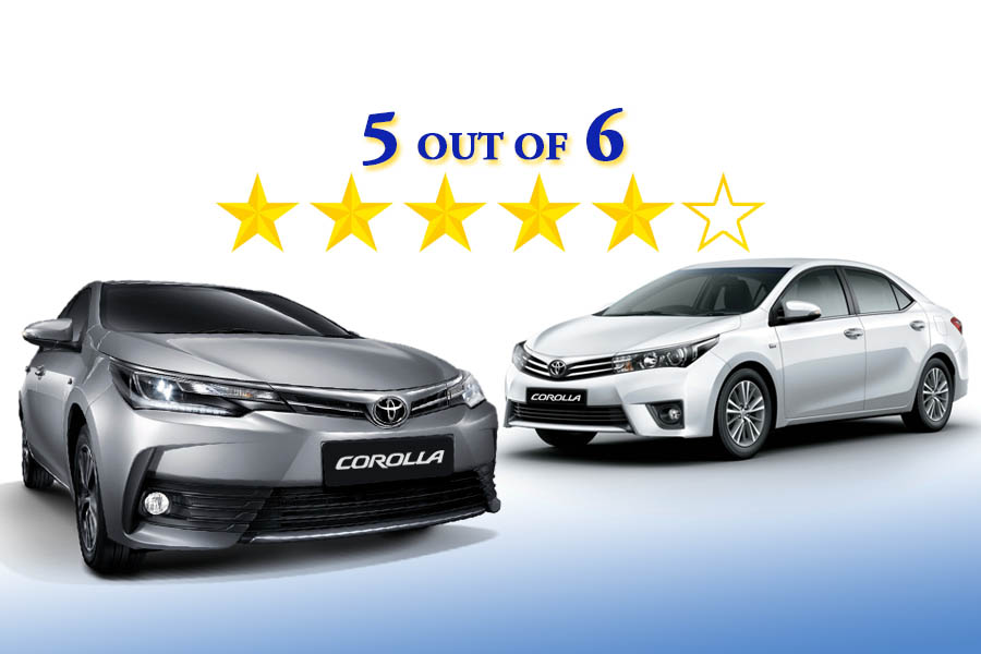 Toyota Corolla Missed a Double Hat-Trick 9