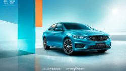 All New Geely Preface Sedan Debuts in China 3