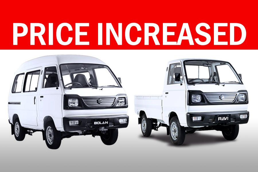 Pak Suzuki Increases Ravi & Bolan Prices 4