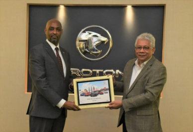 Proton Saga Reaches Kenya 4