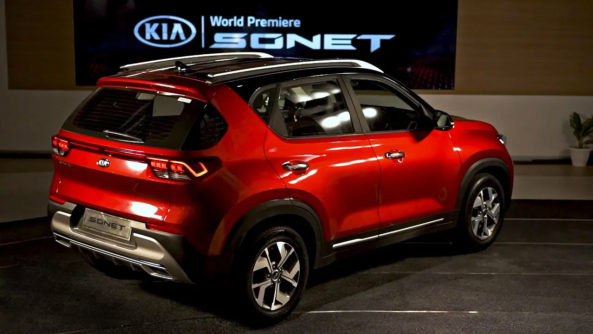 Kia Records Highest-Ever Sales in India Courtesy Sonet 9