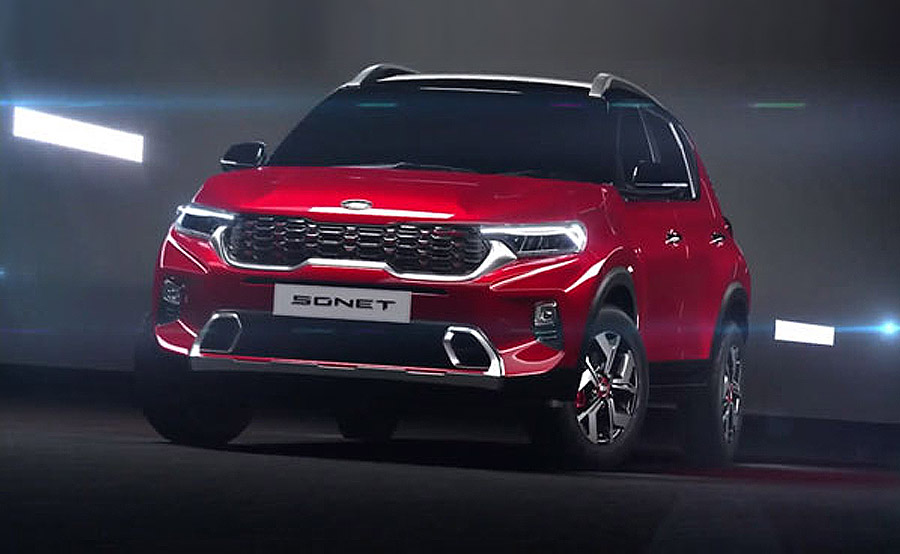 All New Kia Sonet Makes Its World Debut 10