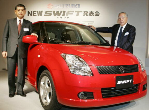Will Pakistan Get the 4th gen Suzuki Swift? 1