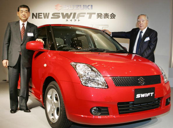 91- Years Old Osamu Suzuki Steps Down as Suzuki Chairman 1