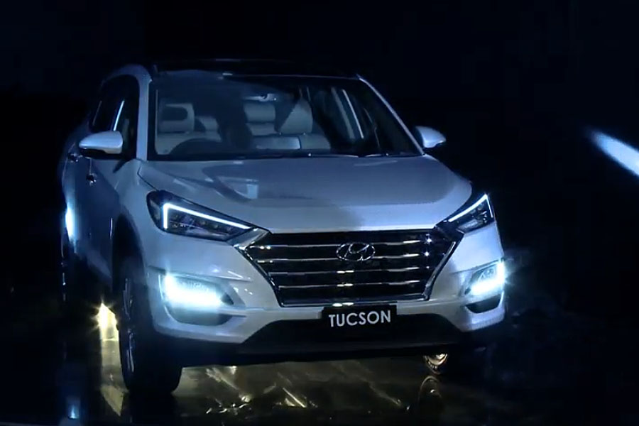 Hyundai-Nishat Unveils Tucson SUV in a Digital Event Online 7