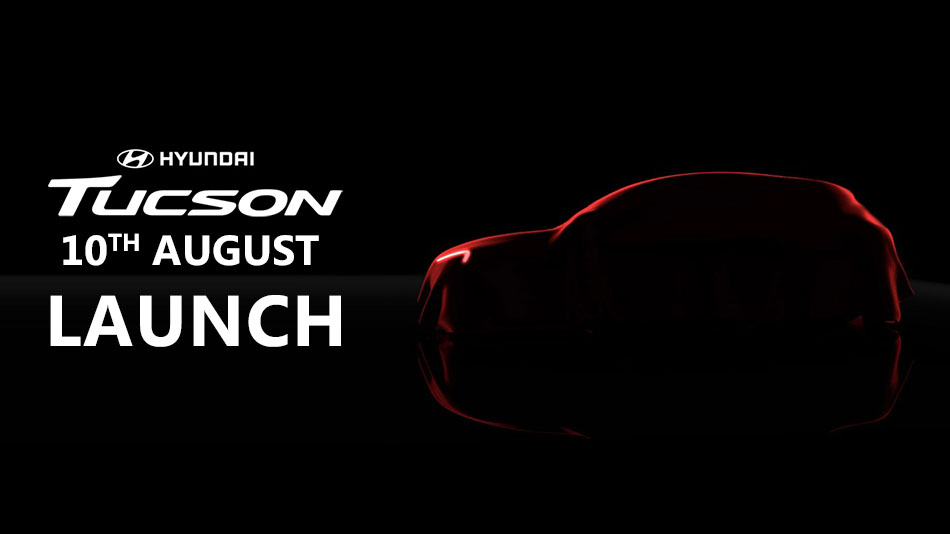 Hyundai Tucson to Launch in Pakistan on 10th August 8