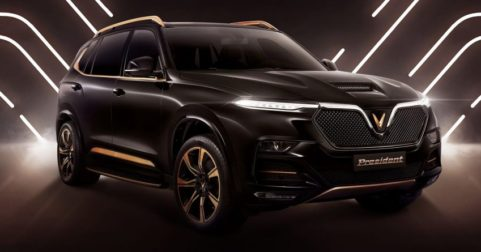 The Flagship VinFast President SUV Launched 3