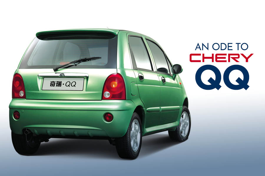 Ode to the Little Chery QQ 3