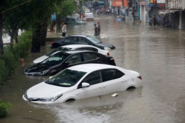 Taking Care of Your Rain-Flooded Car 2