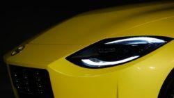 Nissan Unveils the Z Proto- Next Generation 400Z Fairlady 1