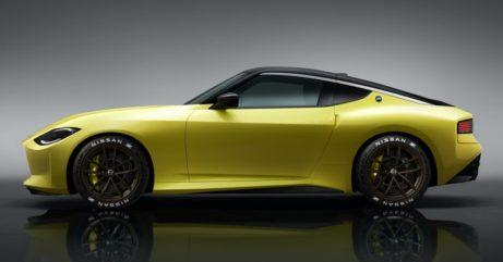 Nissan Unveils the Z Proto- Next Generation 400Z Fairlady 4