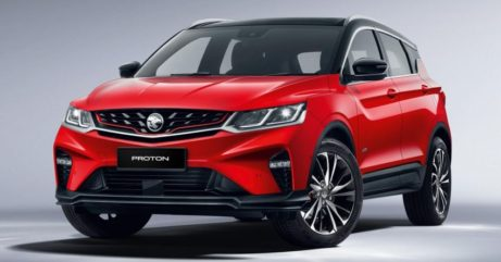 Proton X50 Launched in Malaysia 2