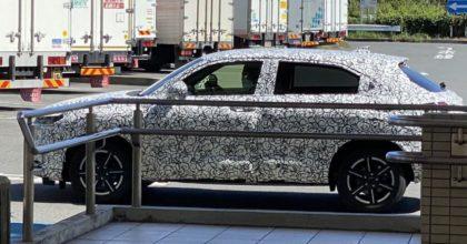 Next Generation Honda HR-V/ Vezel Spotted Testing in Japan 3