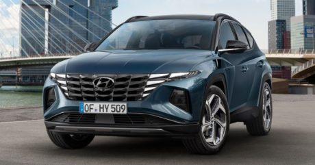 All New 2021 Hyundai Tucson Unveiled 2