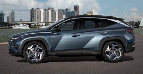 All New 2021 Hyundai Tucson Unveiled 3