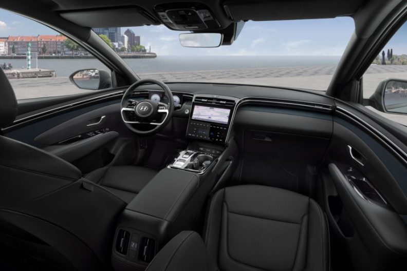 All New 2021 Hyundai Tucson Unveiled 8