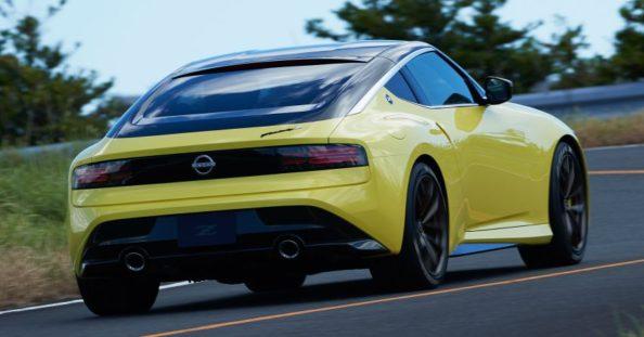 Nissan Unveils the Z Proto- Next Generation 400Z Fairlady 17