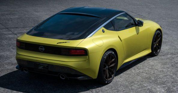 Nissan Unveils the Z Proto- Next Generation 400Z Fairlady 18