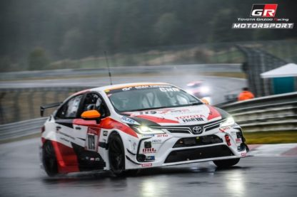 Toyota Corolla Altis Wins Nürburgring 24H's SP3 Class 9