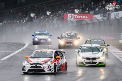Toyota Corolla Altis Wins Nürburgring 24H's SP3 Class 7