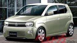 Next Generation Suzuki Alto to Debut in December 2020 2
