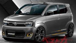 Next Generation Suzuki Alto to Debut in December 2020 3